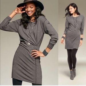 Cabi Comfort Fall 2018 Obsidian Put-On Dress XS